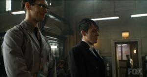 Nygma and Penguin