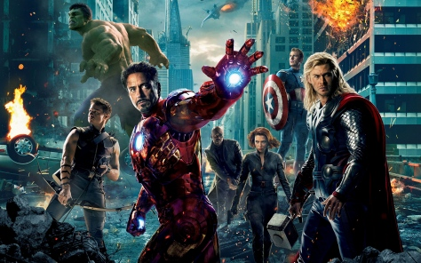 Avengers hdwallpapers.in