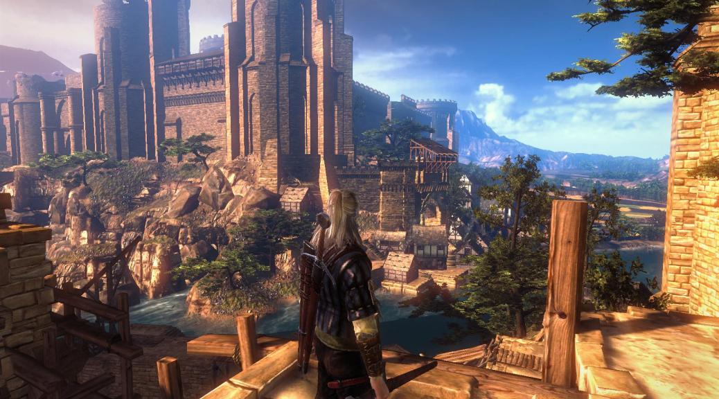 Hindsight The Witcher 2 Assassins Of Kings Review The Geekiverse