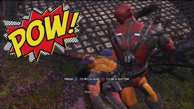 deadpool slap