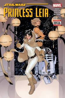 Princess Leia 2 Cover