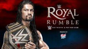 Royal Rumble Header