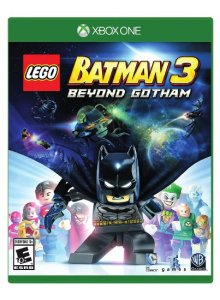 lego batman 3 cover
