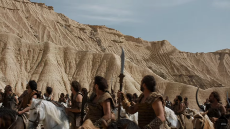 dothraki see drogon game of thrones april trailer 12.png