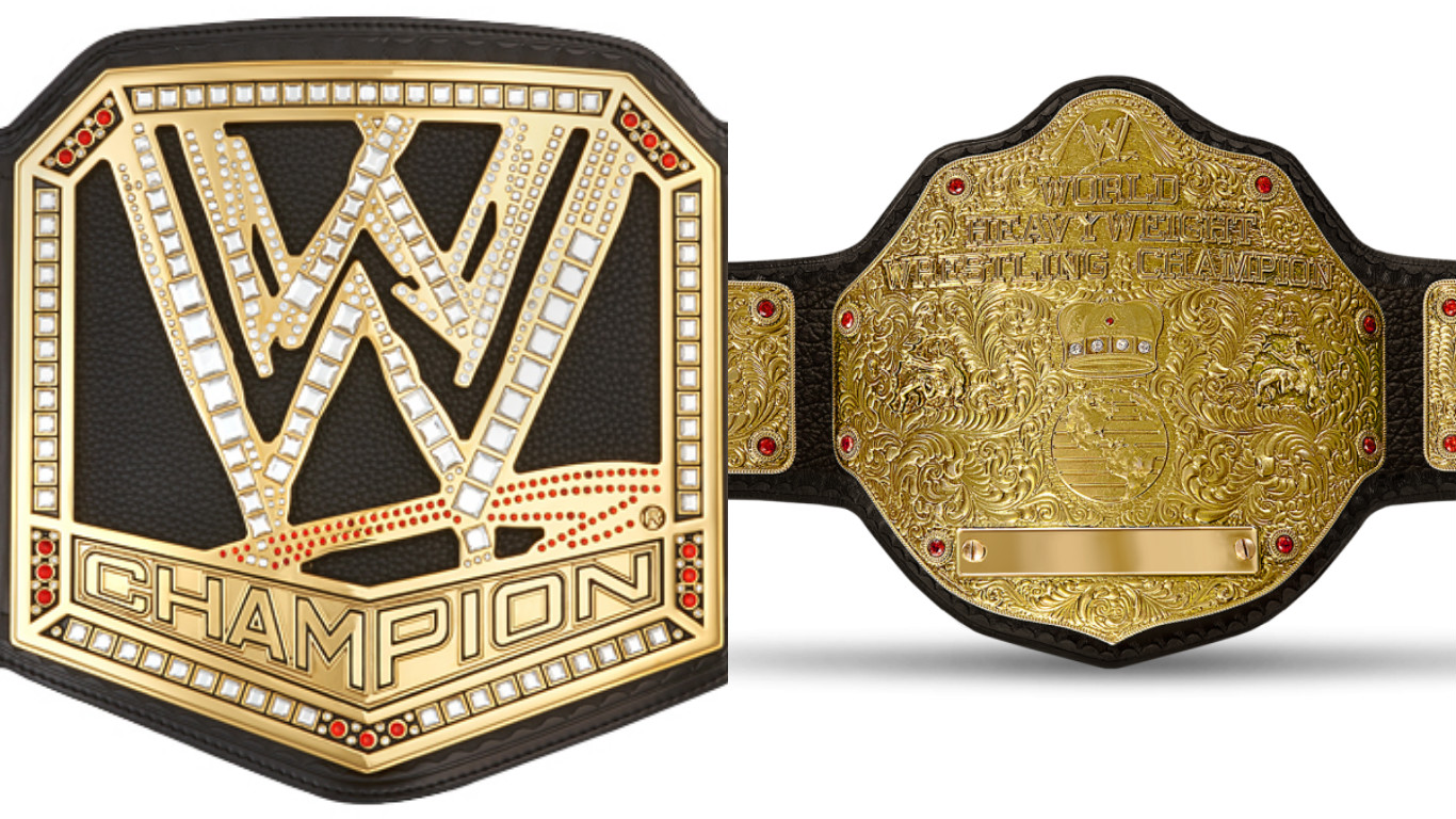 wwe how to go for title in career