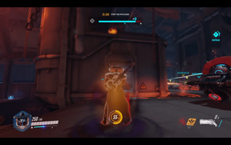 Reaper's Shadow Step ability allows players to reach vantage points and flank the enemy.