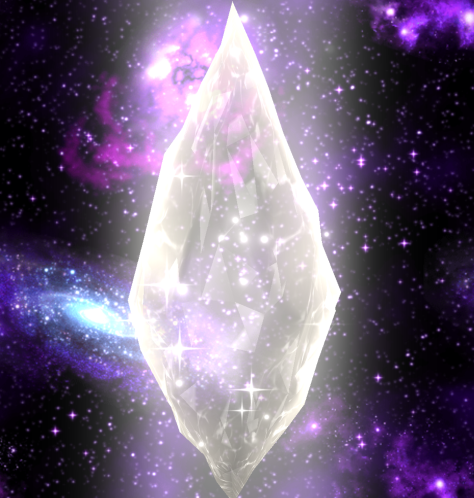 Pale crystals rarely have anything great in them.