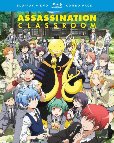 Assassination Classroom is the real deal: action, comedy, and drama in one package.