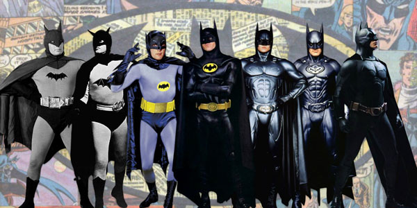Image result for batman all versions
