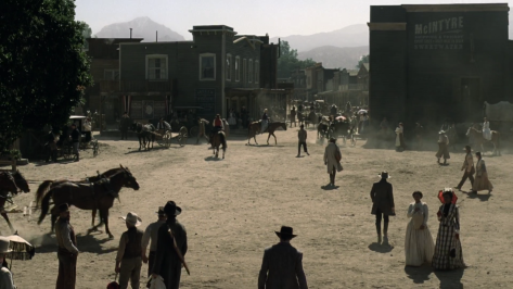 Welcome to Sweetwater, the main hub of Westworld, and where most Guests begin their journey.