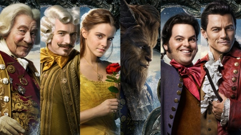Beauty-and-the-Beast_BusShelter_Belle-and-cast