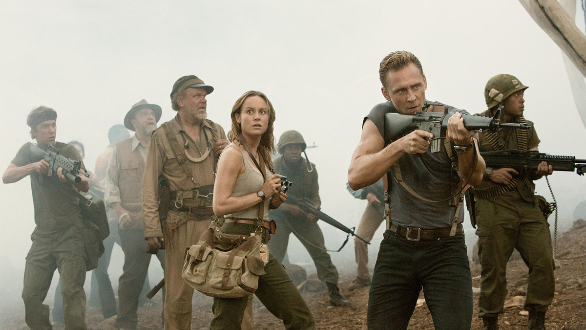 Kong skull island soundtrack on cd - The Human Cast While Played By A Large Ensemble Of Favorites Don T Fare Quite As Well As The Monsters Do From The Main Cast Featuring Tom Hiddleston