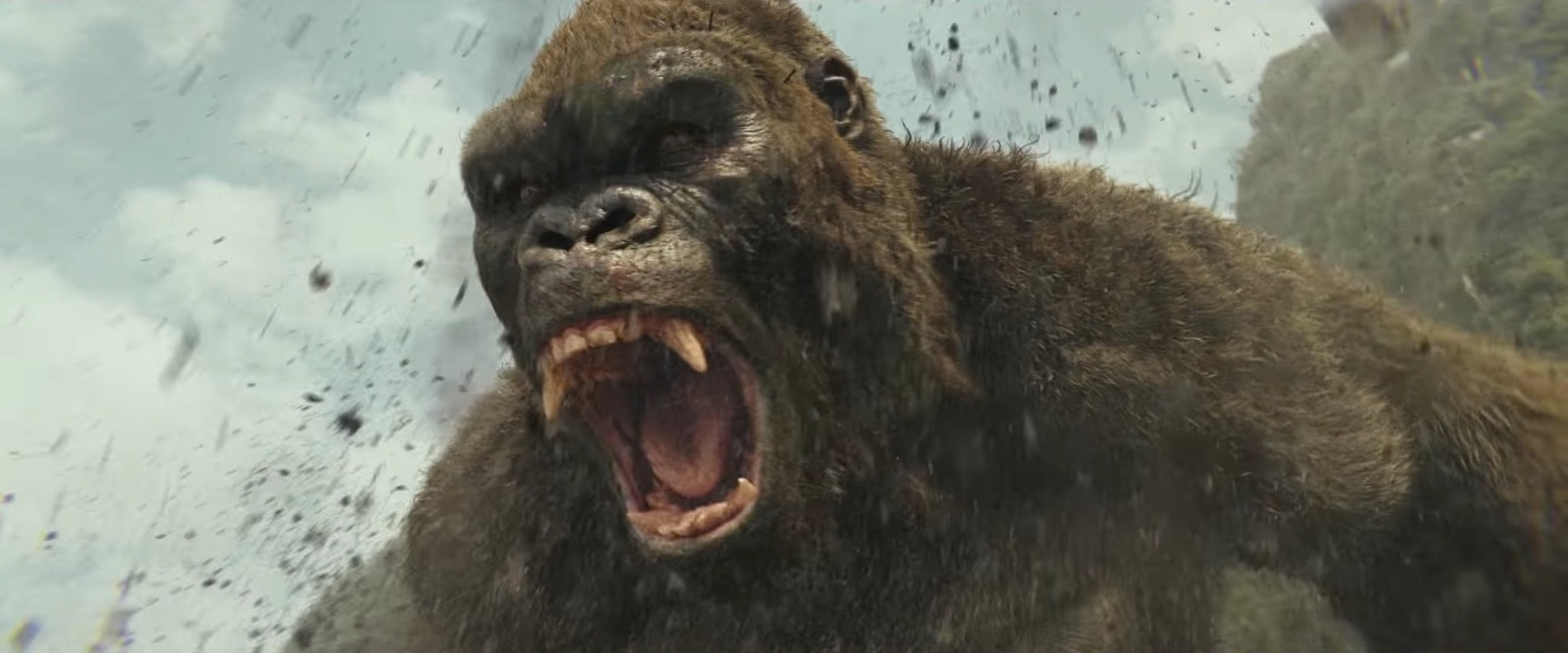 Kong skull island soundtrack on cd - King Kong Himself Is Given Very Good Justice In This Movie Despite Not Being Quite As Fleshed Out As In Other Versions The Kong From Peter Jackson S