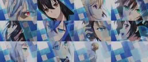 Strike The Blood Picture