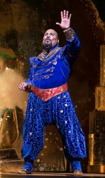 Aladdin, Toronto 2013