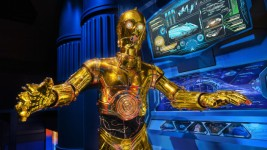 C-3PO is your tour guide